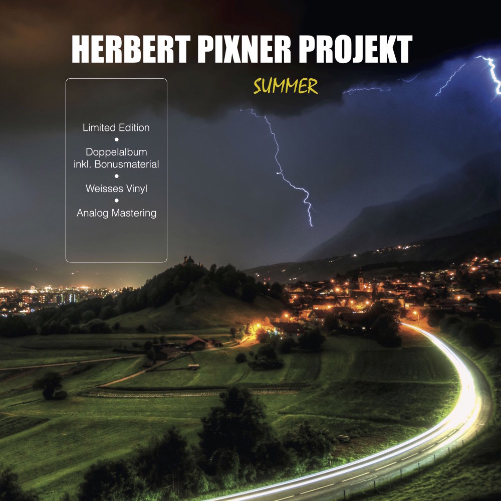 Summer Special Edition Herbert Pixner Bonustracks Vinyl CD